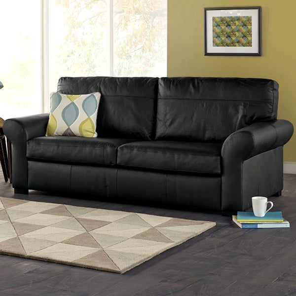 Finchley Leather Sofa Collection
