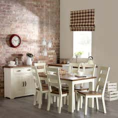Loxley Cream Dining Furniture Collection