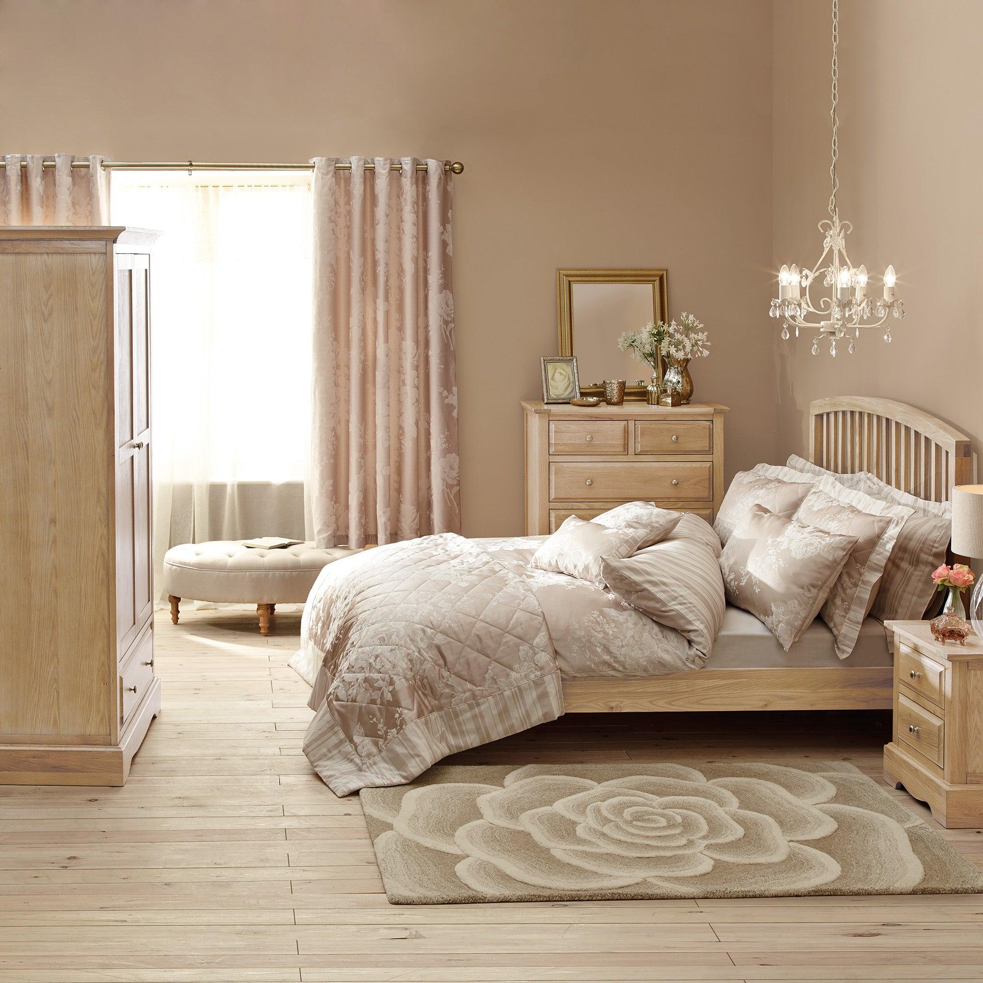 Revival Oak Bedroom Collection