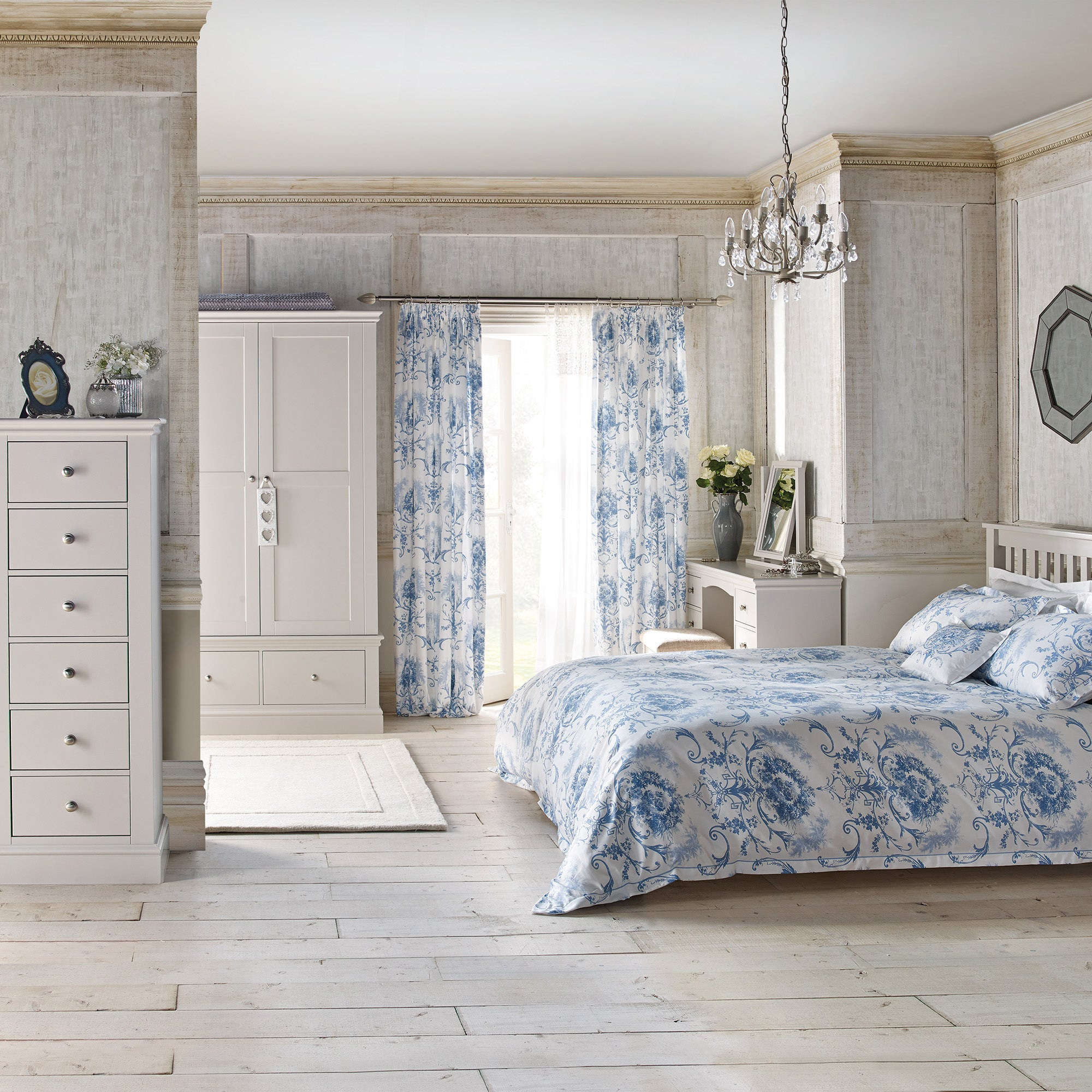 Blakely Cotton Bedroom Furniture Collection