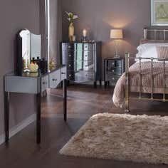 Viola Smoke Bedroom Furniture Collection