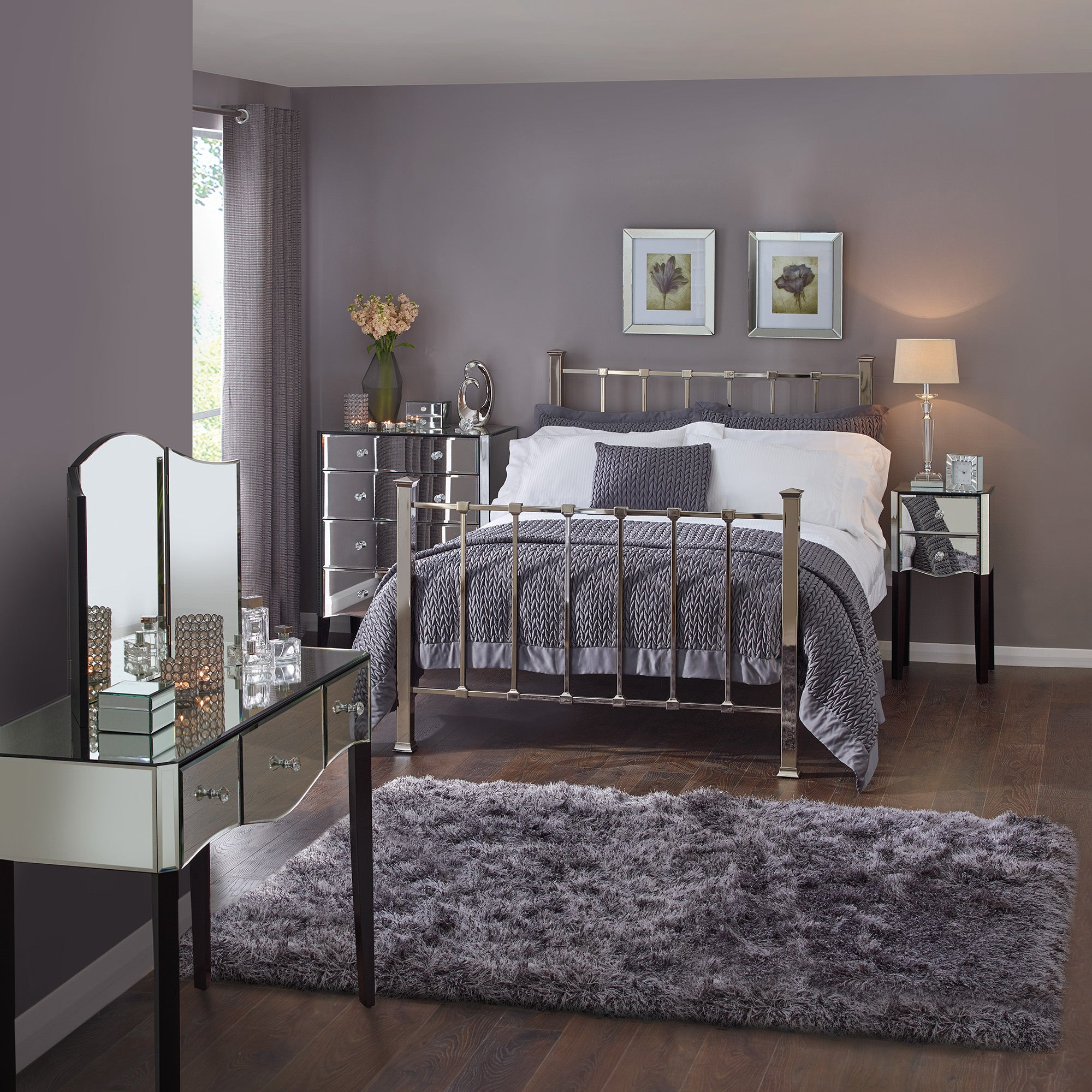 Viola Bedroom Furniture Collection