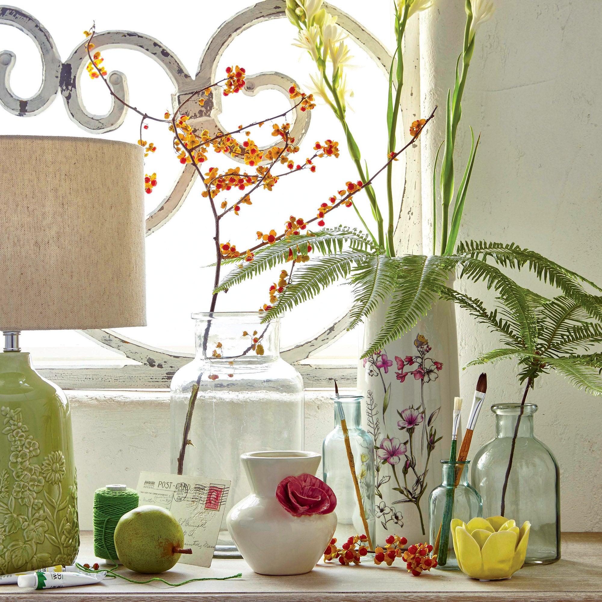 Botanical Home Decor Collection
