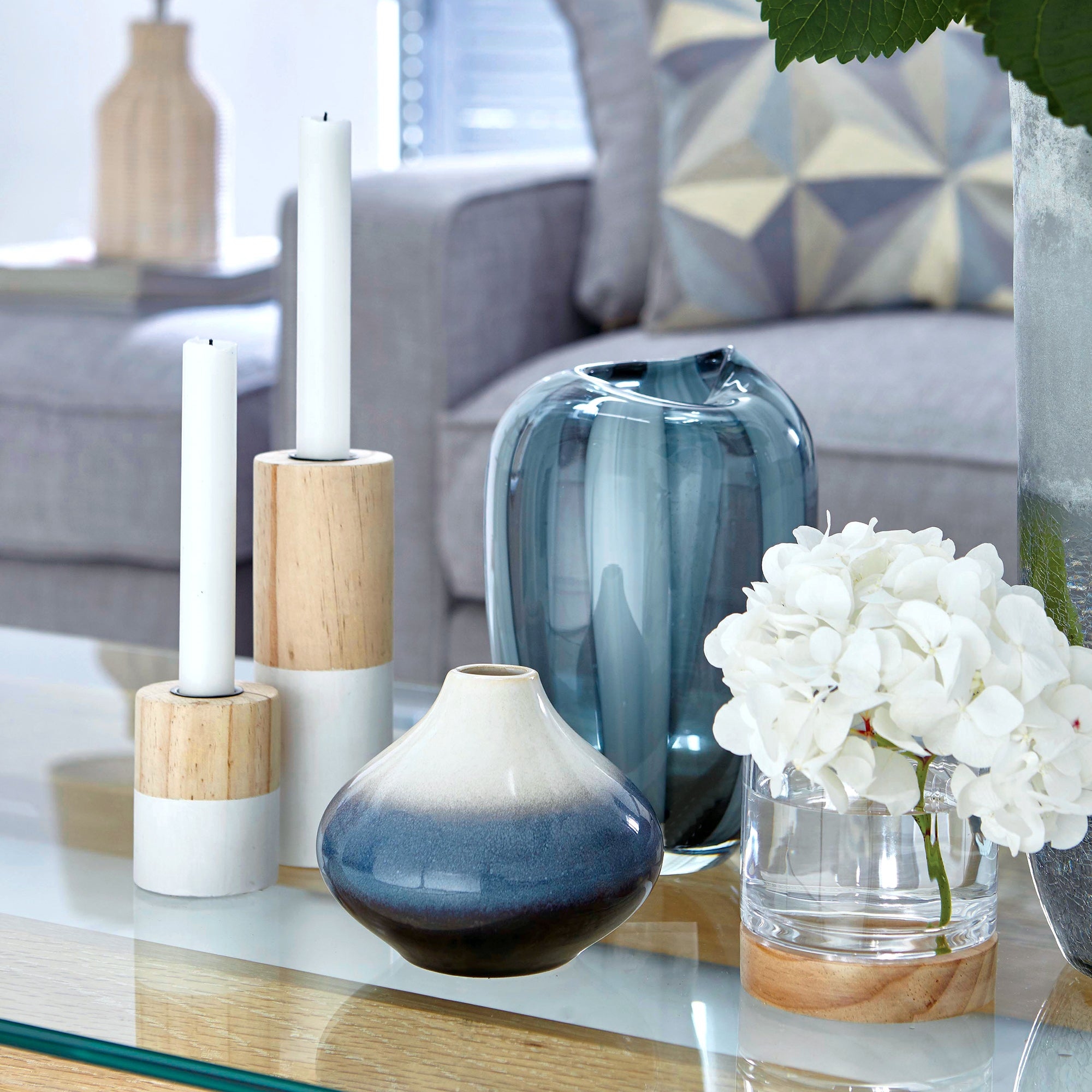 Purity Home Decor Collection