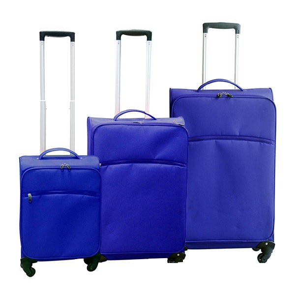 Navy Lightweight Luggage Collection