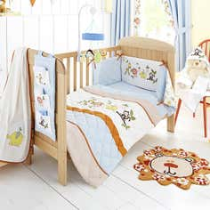 Sweet Safari Bedlinen Collection