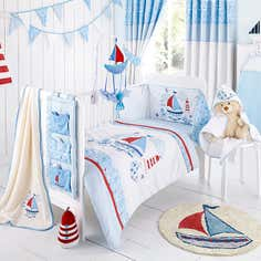 Nautical Nursery Bedlinen Collection
