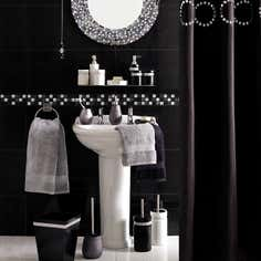 Bit of Bling Bathroom Collection