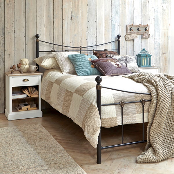 Woodland Retreat Bedroom