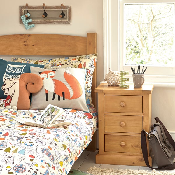 Kids Woodland Retreat Bedroom