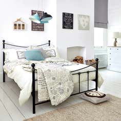 Hint of Vintage Bedroom