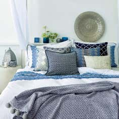 Indigo Bazaar Bedroom