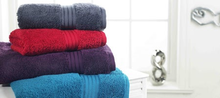 Egyptian Cotton Bathroom Collection
