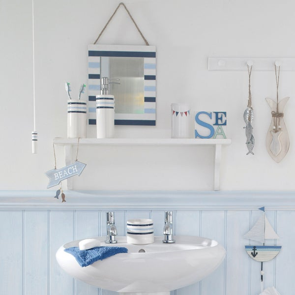 Blue Haven Bathroom Collection
