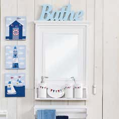 Bunting Bathroom Collection