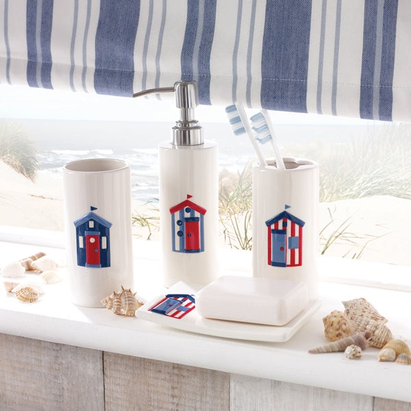 Beach Hut Bathroom Collection