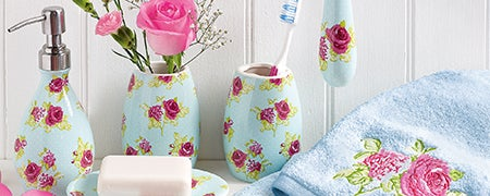 Rose and Ellis Clarendon Bathroom Collection