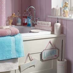 Candy Rose Bathroom Collection