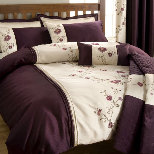 Blackcurrant Ruby Bedlinen Collection