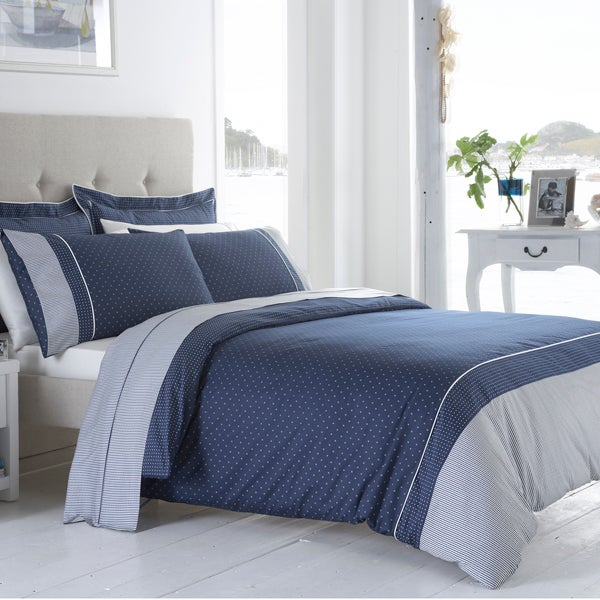 Dorma Blue Capri Bedlinen Collection