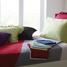 Non Iron Plain Dye Bedlinen Collection