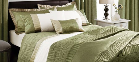Green Athens Bedlinen Collection