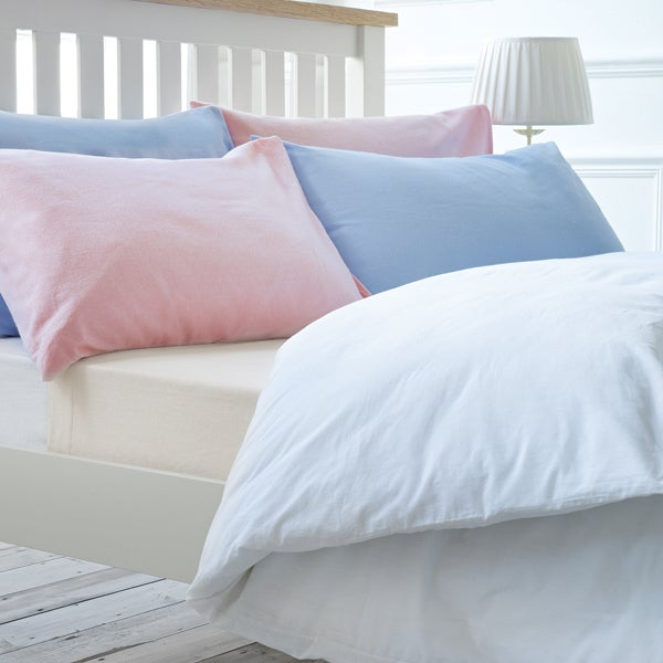 Softly Does It Flannelette Bedlinen Collection