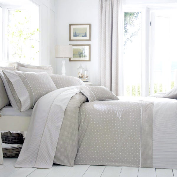 Dorma Mink Capri Bedlinen Collection