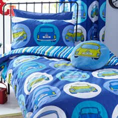 Cool Cars Bed Linen Collection