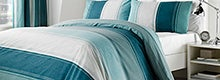 Teal Finley Bedlinen Collection