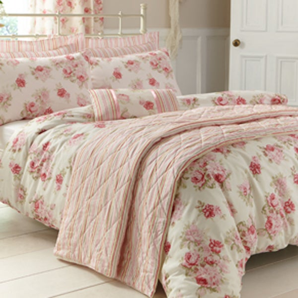 Pink Annabella Bedlinen Collection