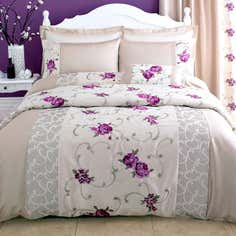 Plum Juliet Bedlinen Collection