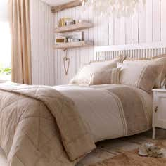 Natural Saki Bedlinen Collection