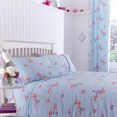 Duck Egg Megan Bedlinen Collection