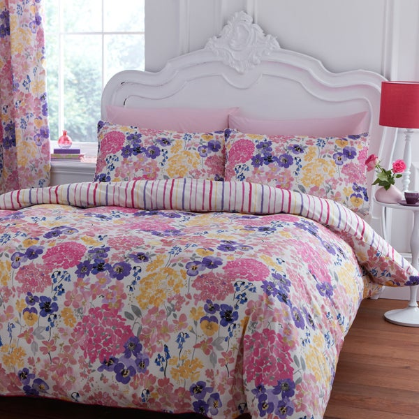 Pink Summer Paints Bedlinen Collection