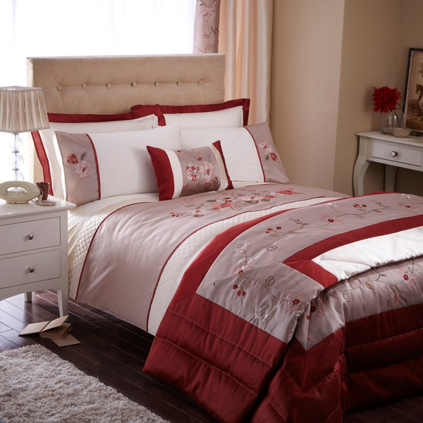 Terracotta Victoriana Bedlinen Collection