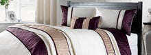Plum Manhattan Bedlinen Collection