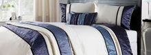 Blue Manhattan Bedlinen Collection