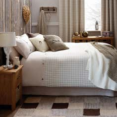 Natural Alcott Bedlinen Collection