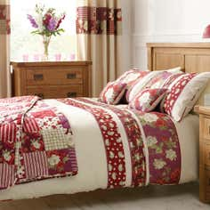 Red Aurelia Bedlinen Collection