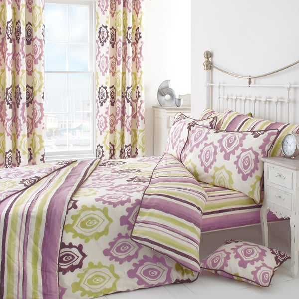 Ikat Fusion Bedlinen Collection