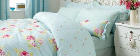 Rose and Ellis Clarendon Bedlinen Collection