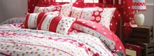 Rose and Ellis Allexton Bedlinen Collection