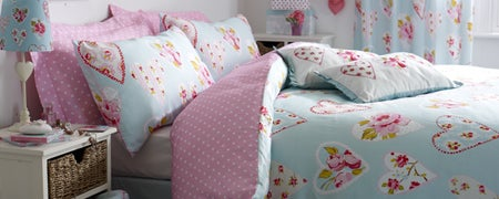 Rose and Ellis Appleby Bedlinen Collection
