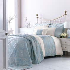 Duck Egg Olivia Bedlinen Collection