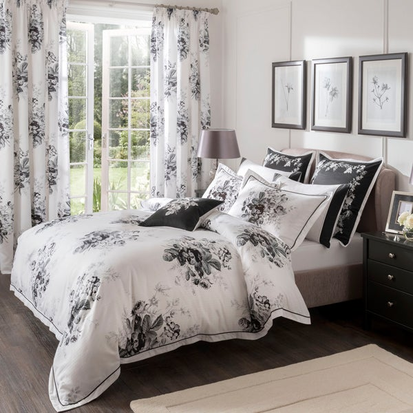 Dorma White Gardenia Bedlinen Collection