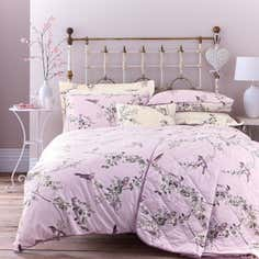 Heather Beautiful Birds Bedlinen Collection