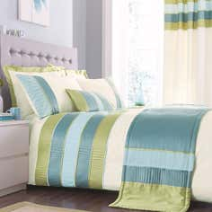 Teal Clermont Bedlinen Collection
