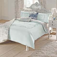 Duck Egg Vintage Paris Bedlinen Collection