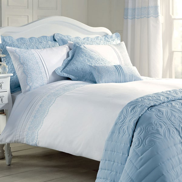 Blue Paige Bedlinen Collection